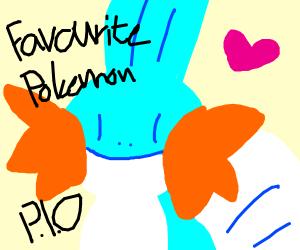 Favorite Pokémon PIO