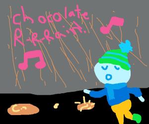 chocolate rain song