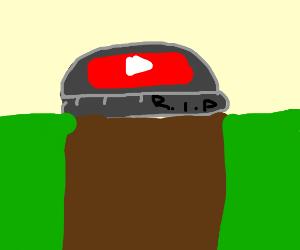 R.I.P. YouTube 2005-2019