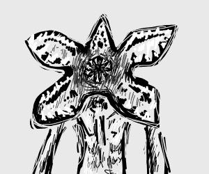 Skinny demogorgon