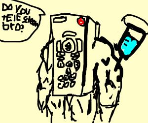 A remote control on steroids