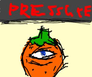 Oranges succumb to peer pressure