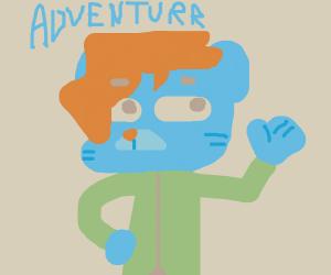 Gumball's Bizarre Adventure