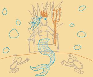Mermaid King