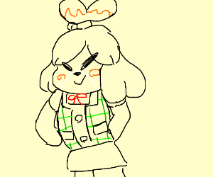 animal crossing character