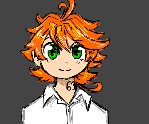 Emma from The Promised Neverland