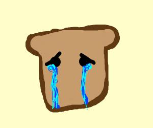Crying toast