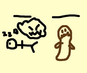 Nightmare Otter
