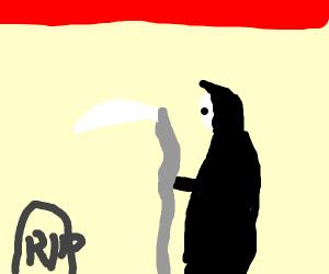 Creepy death