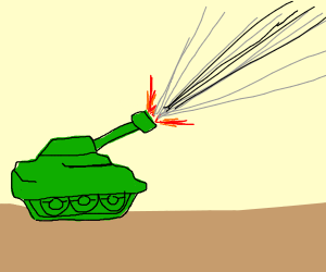 Green Tank shooting