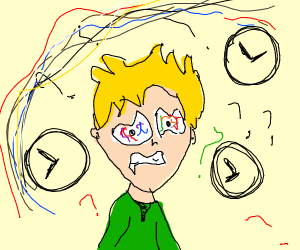 The Persistence of Memory  replace the clocks