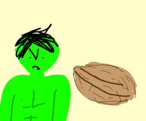 Hulk hates Walnut