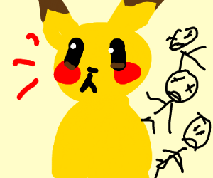 surprised pikachu found guilty of homocide