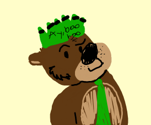 Yogi Bear Prince