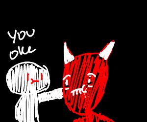 Devil-oke?