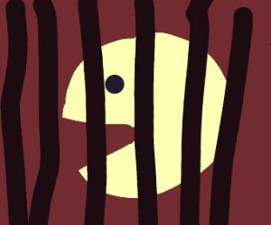 pacman in jail