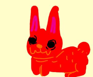 red demon rabbit