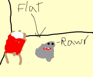 Flat Monster