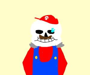 Mario sans