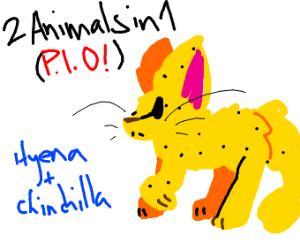 2 animals in 1 (PIO)