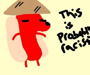 Chinese Hotdog