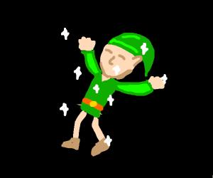 Sparkling Elf