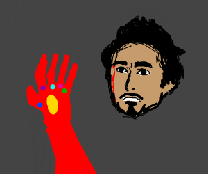 I am Iron Man (endgame scene)