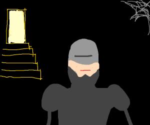 Robocop from the Basement