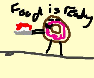 Donut Maid