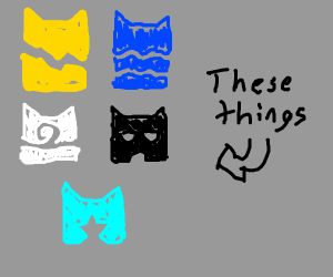 Warrior Cats Clan Logos