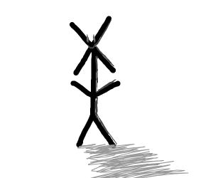 X-Head Stickman