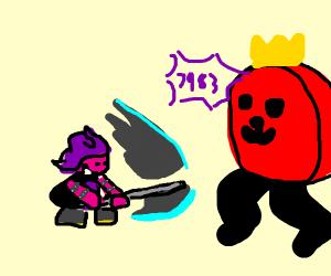 Susie Attacking K Round