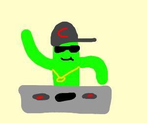 A DJ Cactus