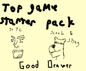 Top game starter pack