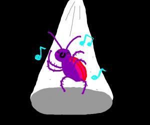 purple roach dances
