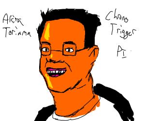 Chrono Trigger fav character, pio!