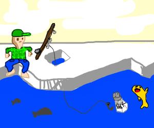 Fishing for Salt