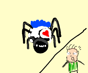 spider chan loves you senpai