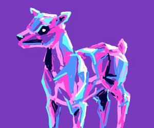 Sapphire Deer