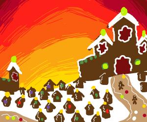 Gingerbread Kingdom