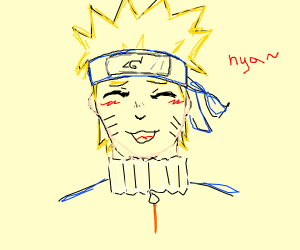 Kawai Naruto!