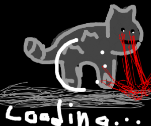 cat loading...