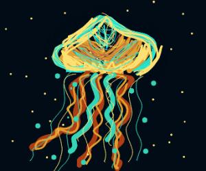 neon JELLYFISH