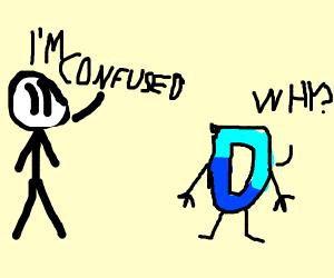 stickman confused