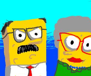SpongeBob's parents