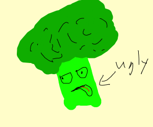 Ugly Broccoli