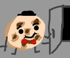 Gentleman cookie
