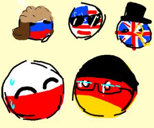 Country balls (PIO)