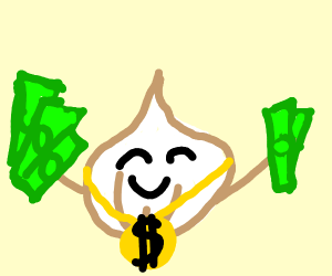 Wealthy Garlic