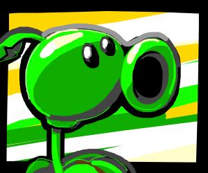 Pea Shooter (Plants Vs Zombies)
